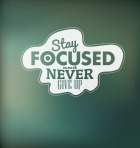 stay focused quote