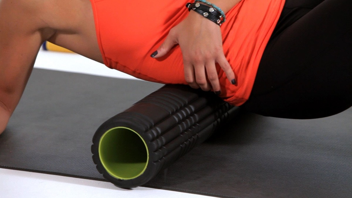 Simple, Effective Foam Rolling For Aches AndPains