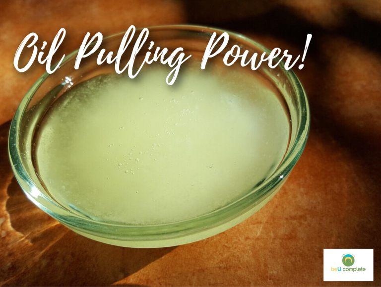 oil-pulling