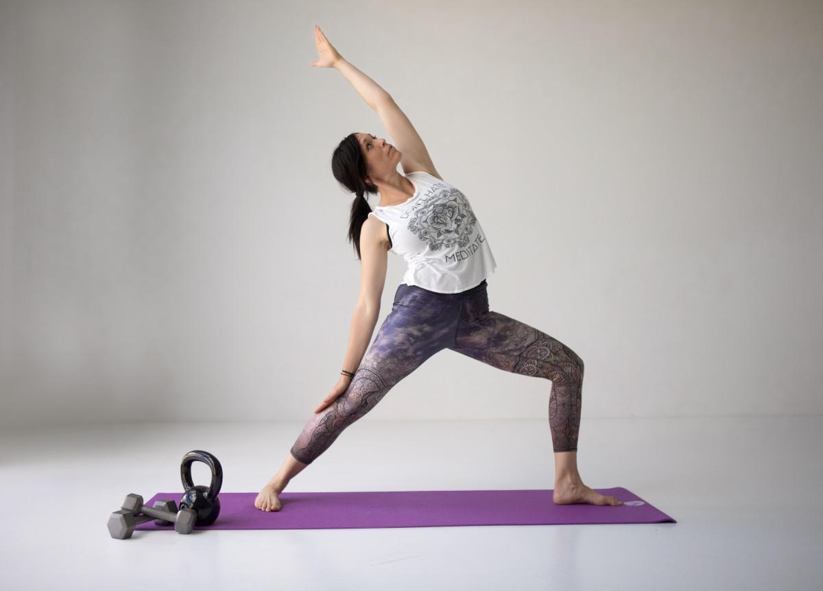 7 Yoga Poses To BanishStress